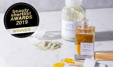 lena wild beauty shortlist winner